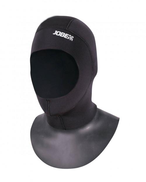 Neopreninė galvos gaubtas- hidrokostiumui Jobe Neoprene Hood, juoda