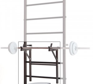 Fixture for bench press barbell Pioner