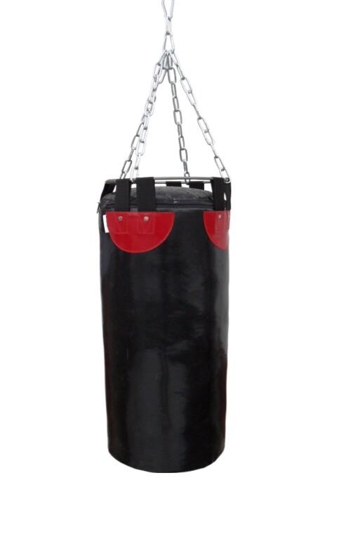 Bokso maišas SANRO 90/28 cm, 21kg juoda