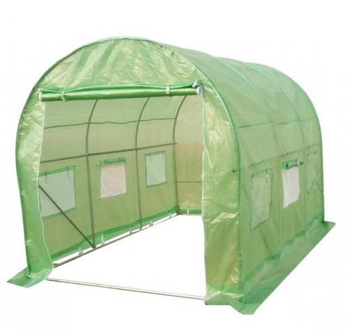 Arkinis šiltnamis su plėvele 6 m² (2х3m)