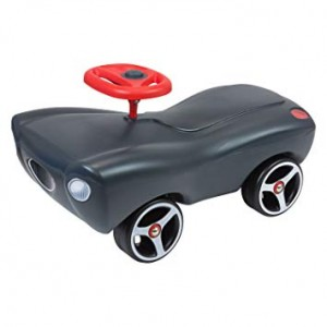 Kids ride on push car BRUMEE SMARTEE black