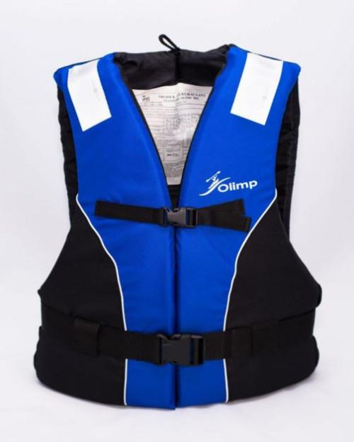 Gelbėjimosi liemenė Olimp 50-60 kg, OL-BLUE-L
