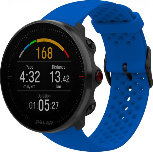 Sportinius laikrodžius POLAR VANTAGE M BLUE, M/L