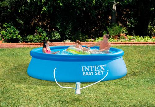 Intex Easy Set Pool 305х76 cm, with filter pump (28122)