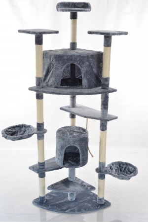 Cat House FD670 (WK1243) Grey
