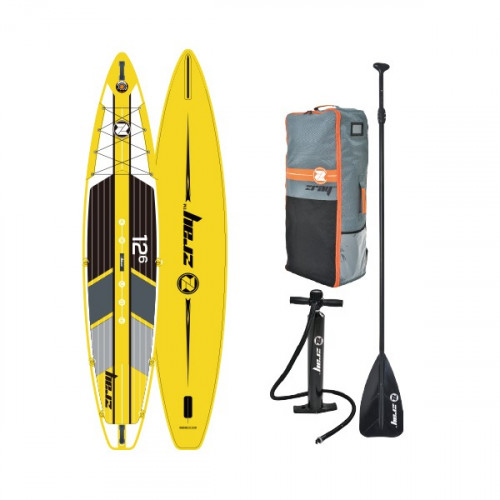 "SUP board Zray Rapid 12'6"", 381x76x15 см"