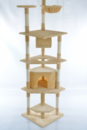Cat House CAT093 Beige