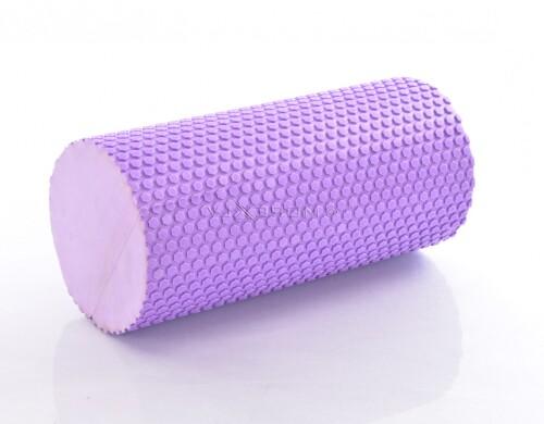 Masažo volelis 30x10cm, violetinė (DY-FR-004)