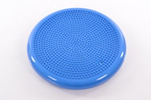 Togu Balancing disk pillow blue 34 cm