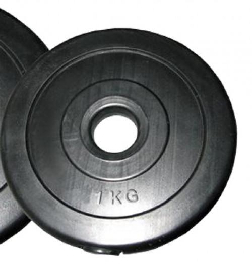Svoris svarmenims (plate) 1kg (31.5 mm)