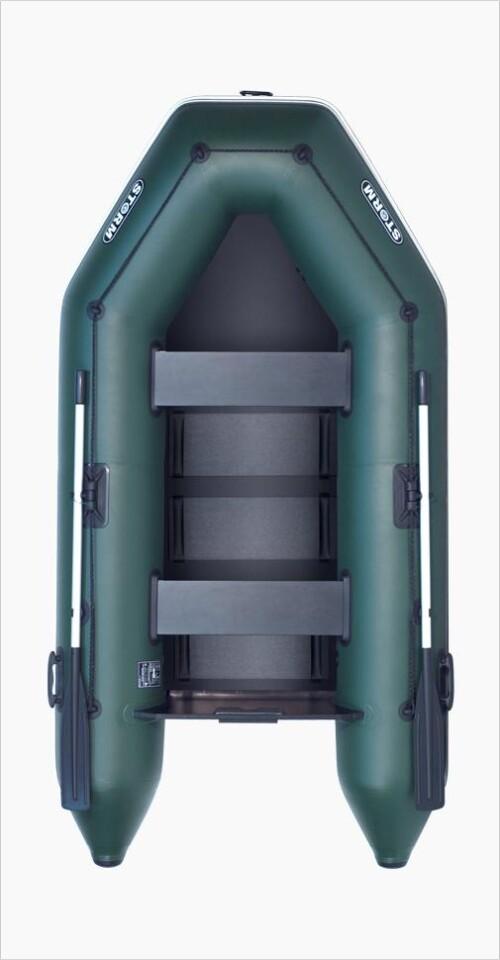 Pripučiama guminė valtis Storm STM-280-40
