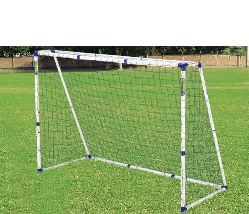 Futbolo vartai JC-250S, 244x183 cm