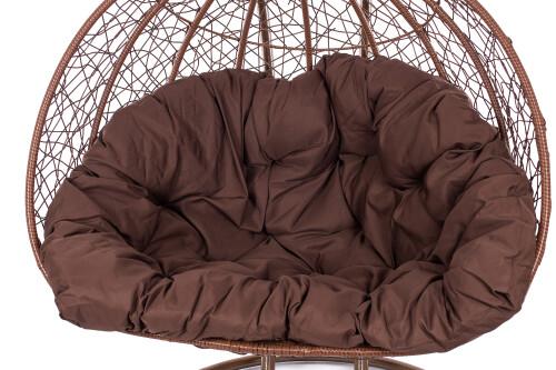 Pagalvėlė ant kėdės - sūpynės 1144D, 170x130x20 cm