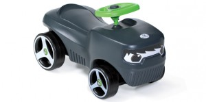 Kids ride on push car BRUMEE FARMEE dark - grey