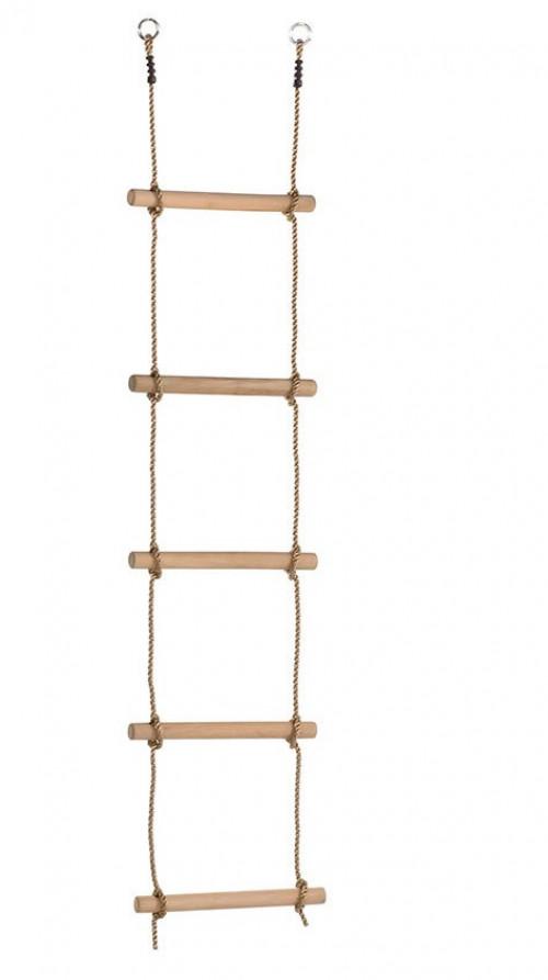 Virvinės kopėčios, 195 cm, 5 pakopos