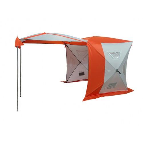 Winter tent ARGO Cube Thermo with bottom 2.2х1.95х1.95 m