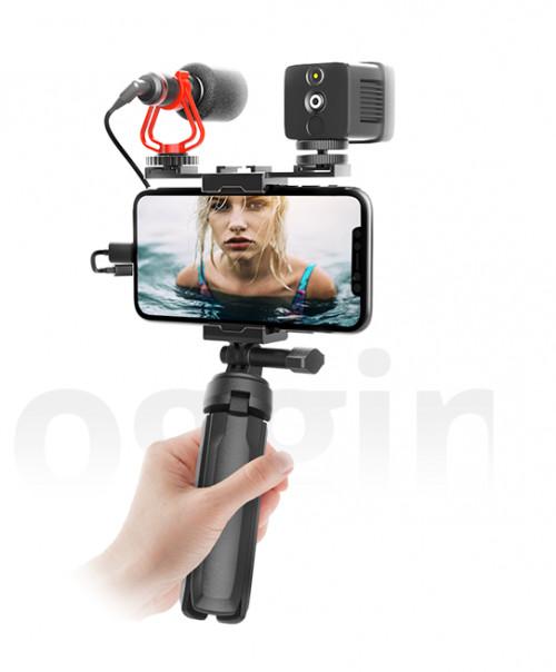 Vaizdo bloko rinkinys Mirfak, Vlogging Kit