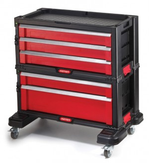 5 Drawer Tool Chest System KETER