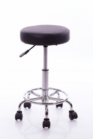 Stool for Master RESTPRO® Round 2 black