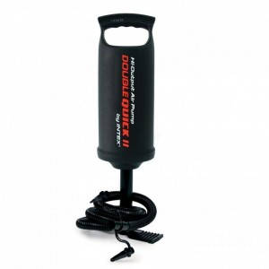 Hand air pump (36cm) Intex - HIGH-OUTPUT