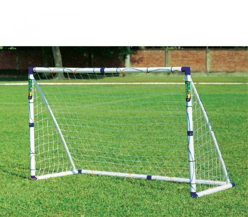 Futbolo vartai JC-180A, 183x130x96 cm