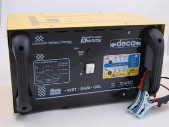 Pulse Battery Charger FL3713D (6-12-24V) (30-450Ah) 7/15/25A