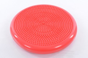 Togu Balancing disk pillow red 34 cm