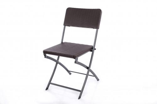 Rotango dizaino kėdė