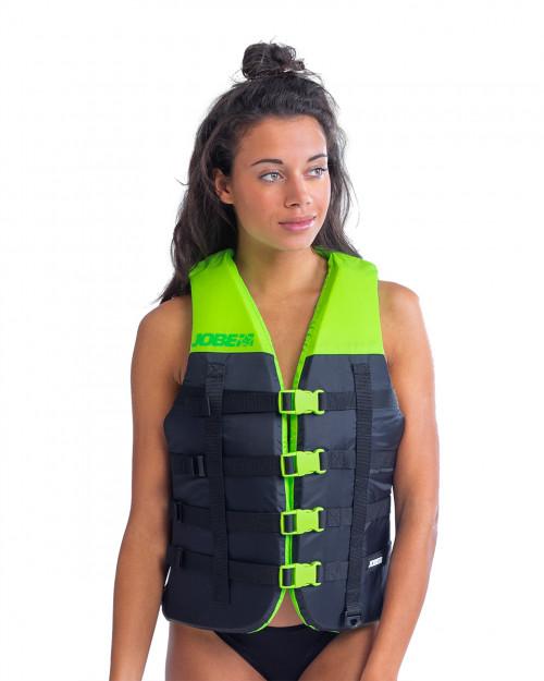 Jobe Dual Life Vest Lime Green