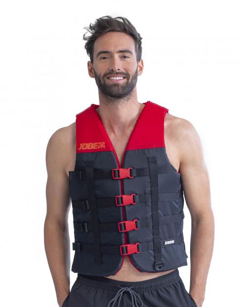 Jobe Dual Life Vest Red