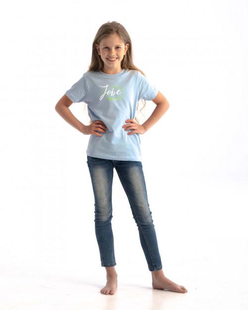 Jobe Casual T-Shirt Kids Sky Blue
