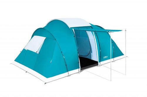 Bestway turistinė palapinė Pavillo 4.90x2.80x2.00 m Family Ground 6 Tent 68094