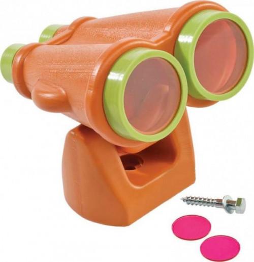 КВТ žaisliniai žiūronai ant stovo (sukasi), 17.5x21x17.5 cm