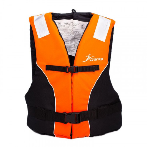 Safety vest Olimp 30-40 kg, OL-ORANGE-S