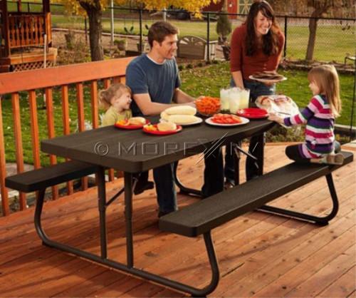 Lifetime 60112 Folding picnic table 183x74cm (USA)