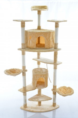 Cat House FD670 Beige