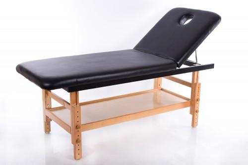 Массажный стол для салона Comfort Black