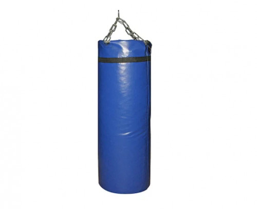 Punching boxing bag 30 kg 00228 blue