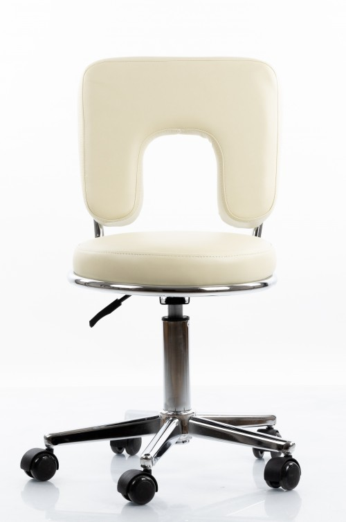 Masažuotojo kėdė RESTPRO® Round 4 beige