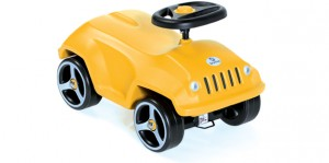 Kids ride on push car BRUMEE WILDEE yellow
