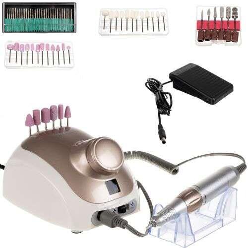 Аппарат для маникюра и педикюра с фрезами (12349)