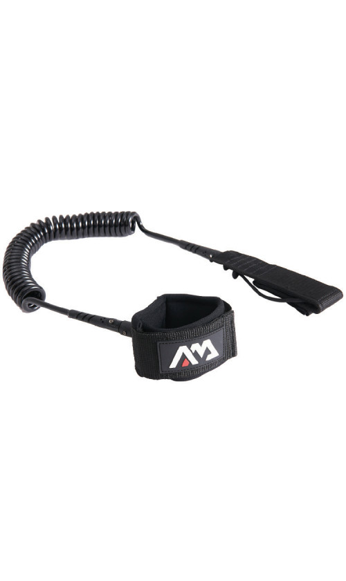 Aqua Marina SUP Board Coil Leash 10'/7 mm