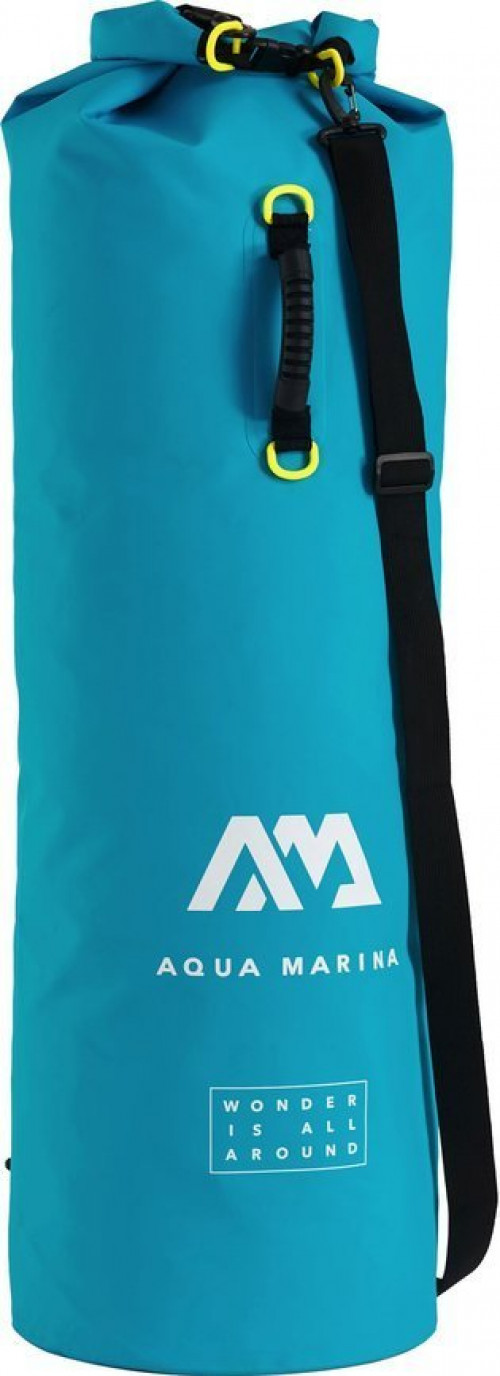 Waterproof Aquamarina Dry bag 90L Light Blue