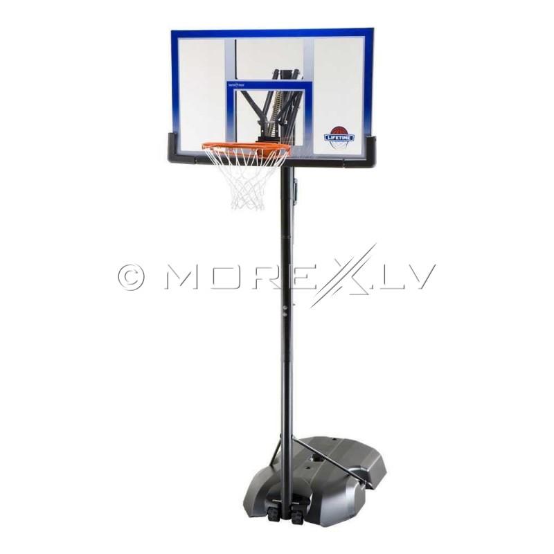 LIFETIME 90000 reguliuojamas krepšinio žiedas (2.45 - 3.05m)