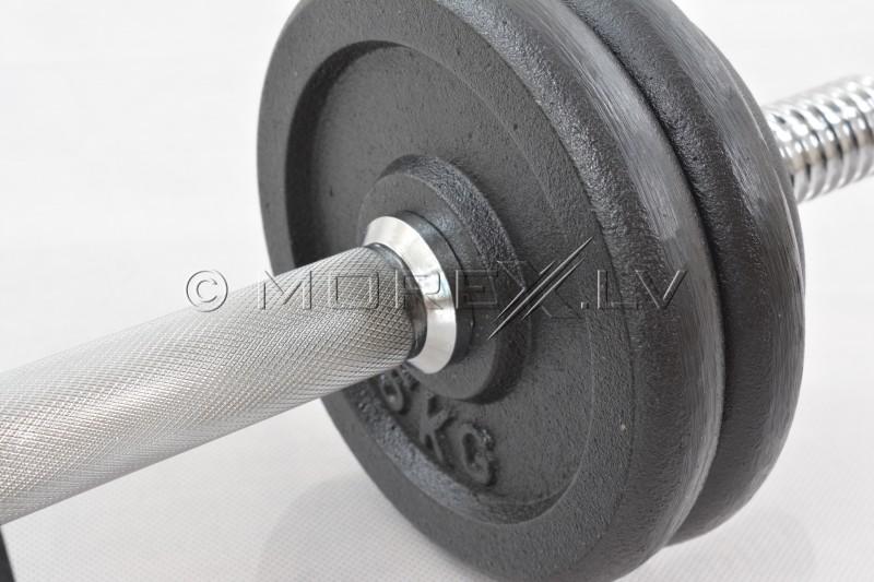 Metal Dumbell Set 2 x 15 kg