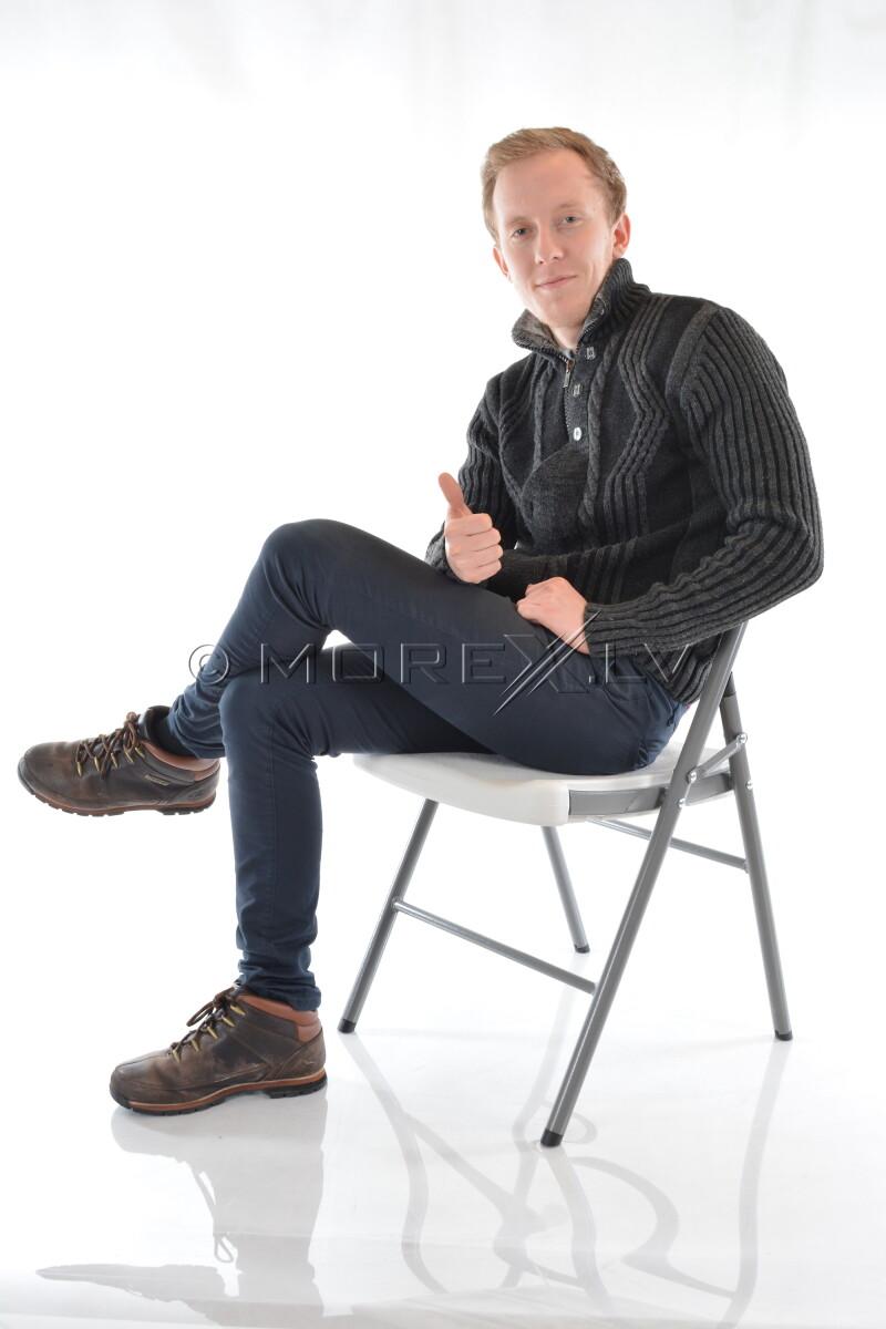 Nustatyti Kėdė su atlošu, 4 vnt.