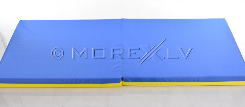 Safety mats for Pioner-C3/C4 blue-yellow 66x160 cm