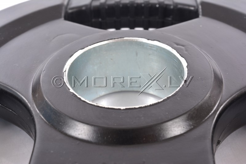 Olympic rubberized weight disk 2.5kg (50mm)