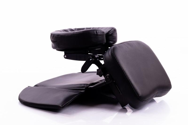 RESTPRO® Table stand for shoulder massage (black)