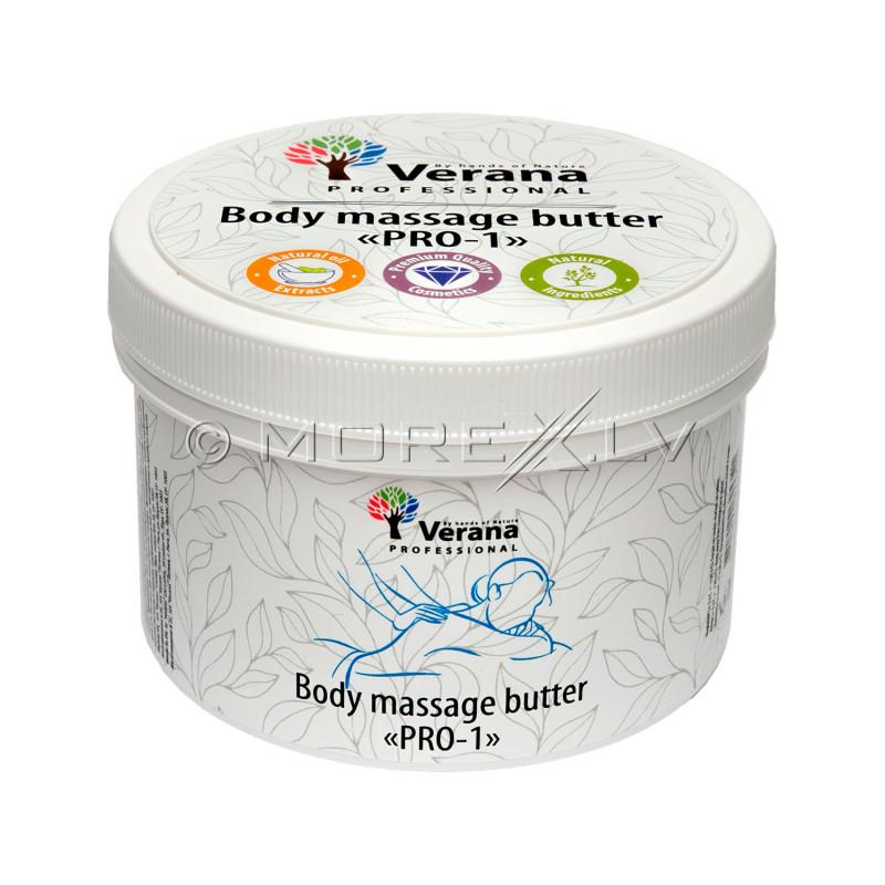Body massage butter Verana PRO-1 450gr